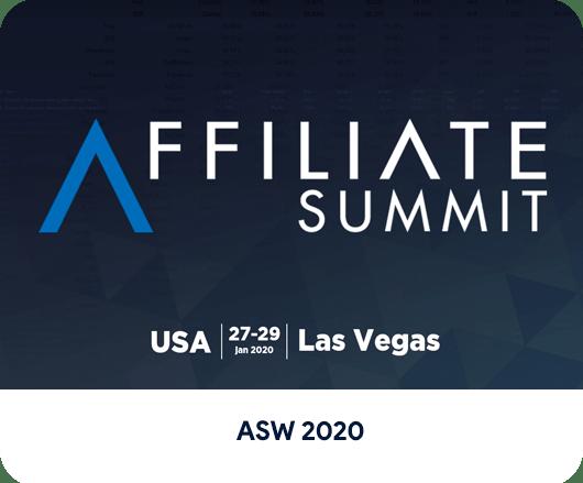 Affiliate summit west 2020