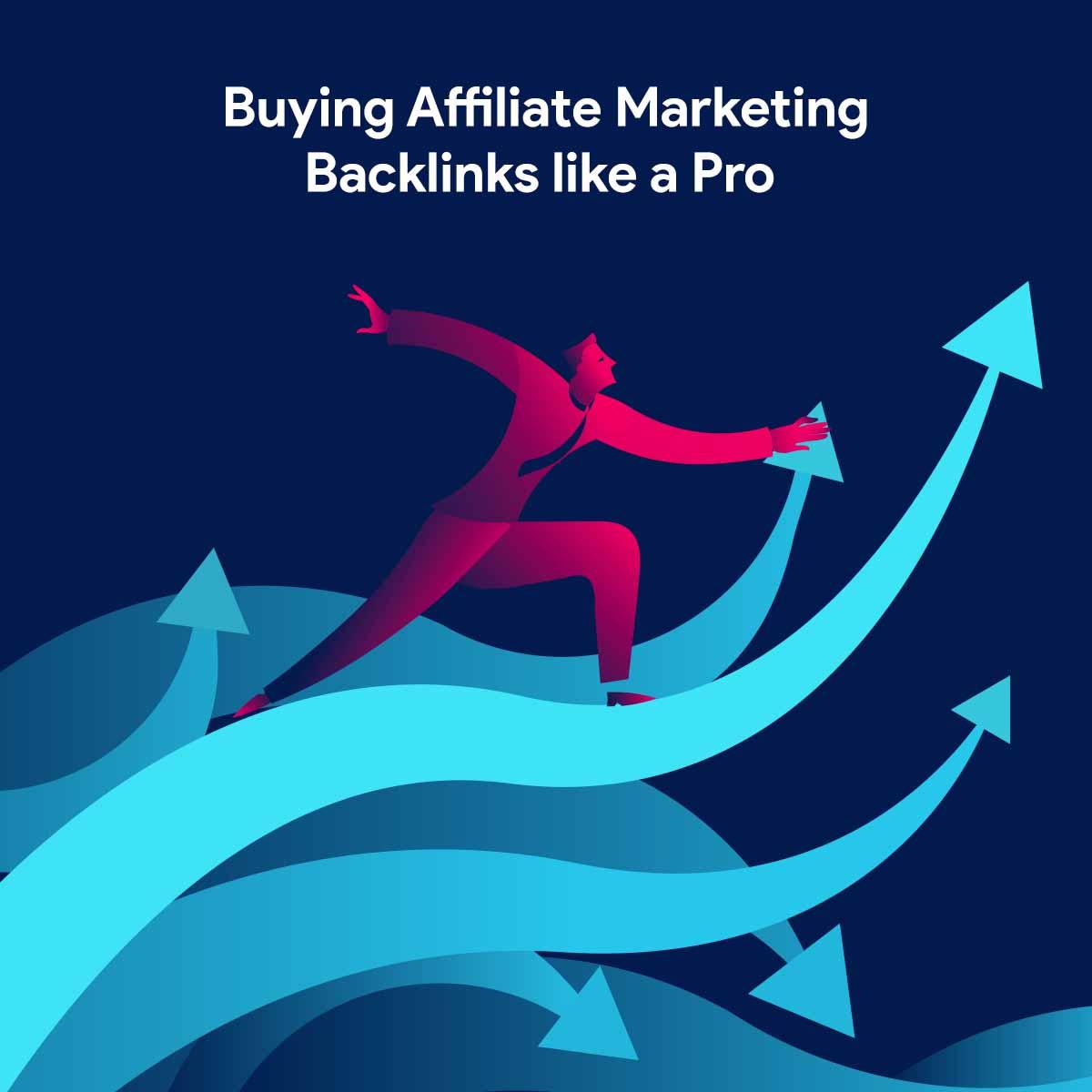 eBook - Buying Affiliate Marketing Backlinks like a Pro