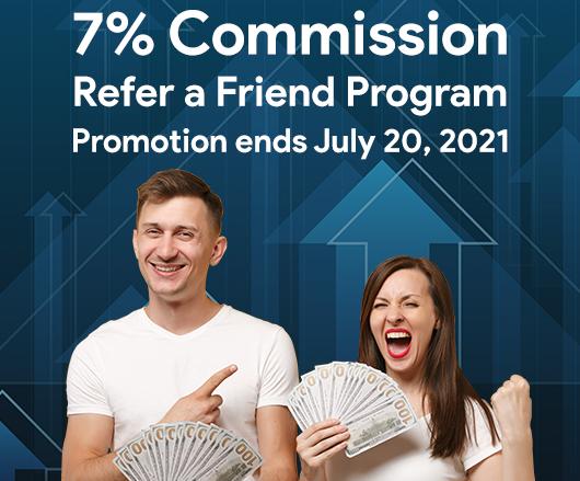 Refer a friend program June 2021