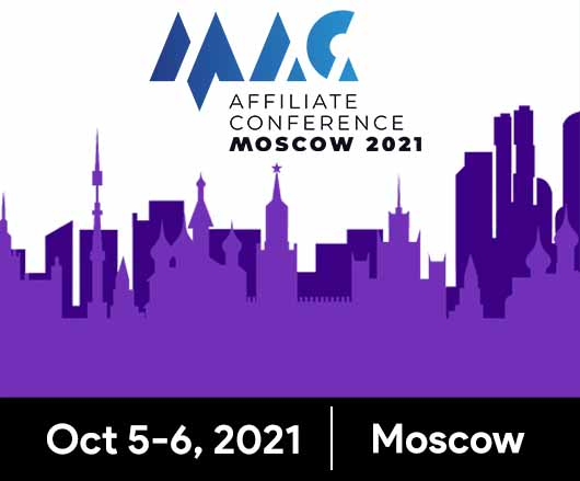 Affiliate conference Moscow 2021